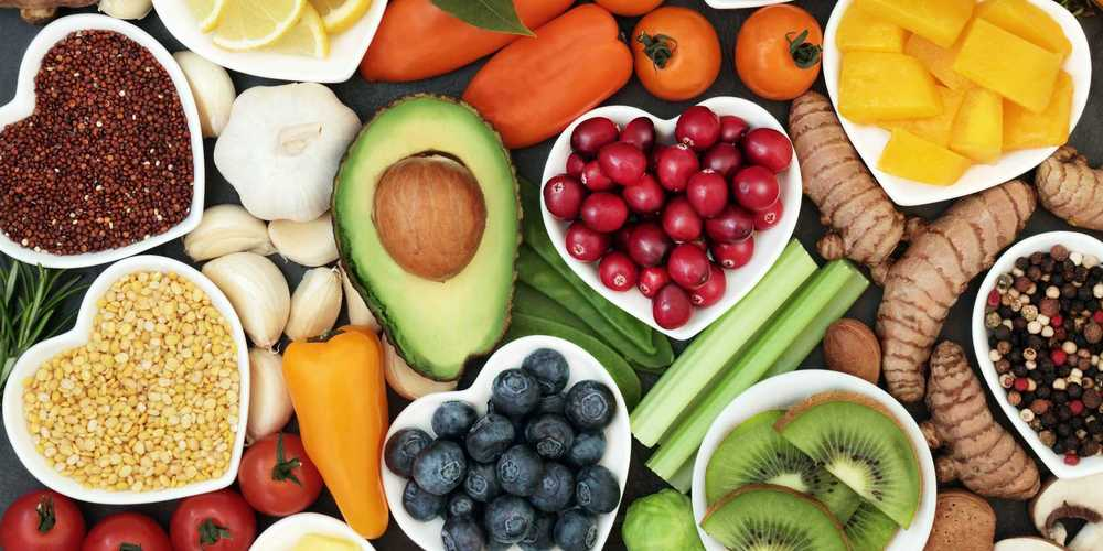 Carbohydrates rich in fiber